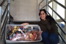 Periódico de Ibiza y Formentera entrega sus tradicionales cestas de Navidad