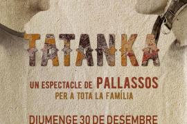 Humor, nuevas culturas y valores, el domingo en el Teatro España con la obra 'Tatanka'