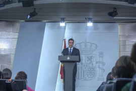 Sánchez pedirá información a la Generalitat sobre su plan para recuperar el programa que recauda tributos estatales