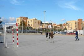 Abiertas al público las pistas polideportivas de la zona junto al Hotel Tres Torres
