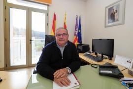 'Carraca' confía en poder inaugurar el polideportivo antes de que acabe la legislatura
