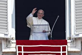 """El Papa: """"Un mundo que mira al futuro sin mirada materna es miope"""""""