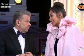 Cristina Pedroche y Alberto Chicote