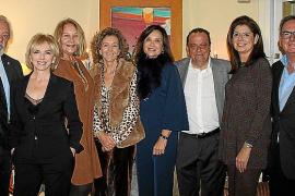 Comida de Navidad en casa de Joan Guaita