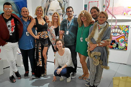 Artistas mallorquines, en Miami