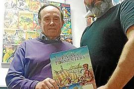 El cómic 'Història d'Evissa i Formentera' tendrá segunda edición