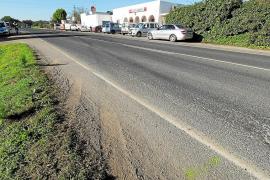 Muere un chico de 14 años atropellado en la carretera de Santa Eulària