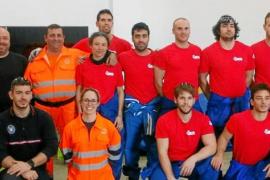Los bomberos de Formentera atendieron 183 servicios durante 2018