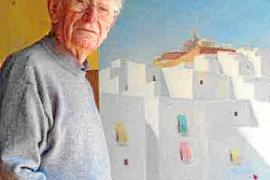 Iolanda Bonet traslada al papel la vida del pintor ibicenco Ferrer Guasch