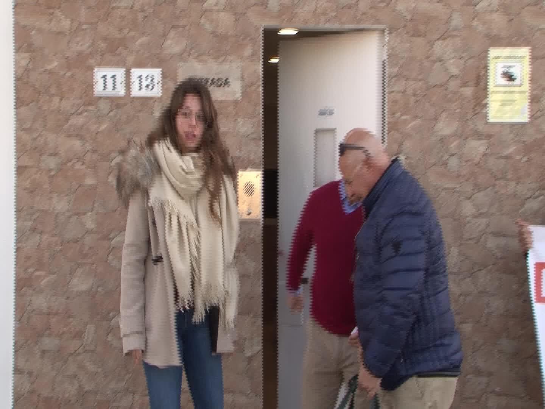 José Juan Cardona sale de la cárcel de Ibiza con un permiso de dos días