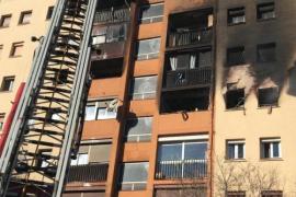 Tres muertos en un incendio en una vivienda de Badalona