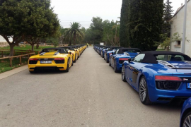 La venta de coches de alta gama en Baleares se estanca por el freno del consumo