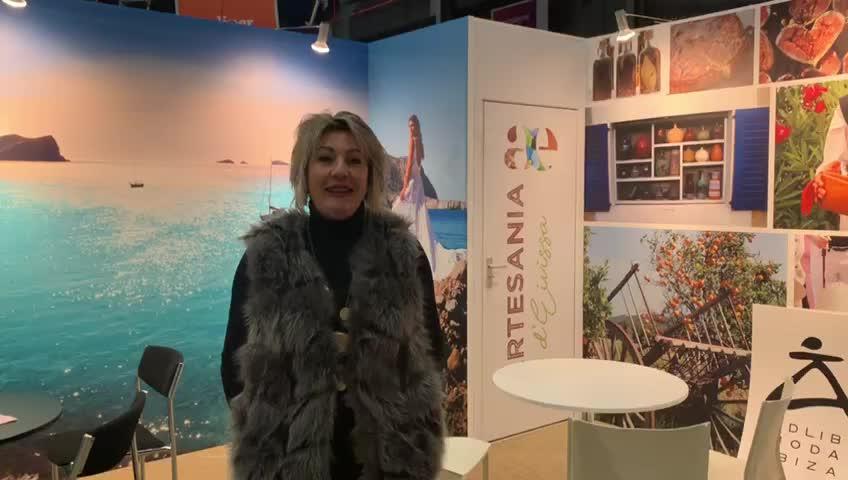 La artesanía ibicenca viaja hasta la Feria de Turismo y Ocio de Utrecht