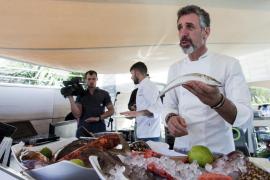 El chef Pepe Solla