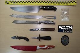 La Policía de Ibiza interpone 36 denuncias en los controles de estas Navidades