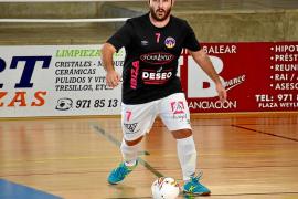 El Harinus Ibiza pierde a Pedro Salas
