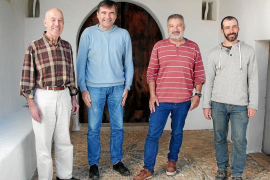 'Un parell de tres': Expertos en música polifónica tradicional de toda Europa