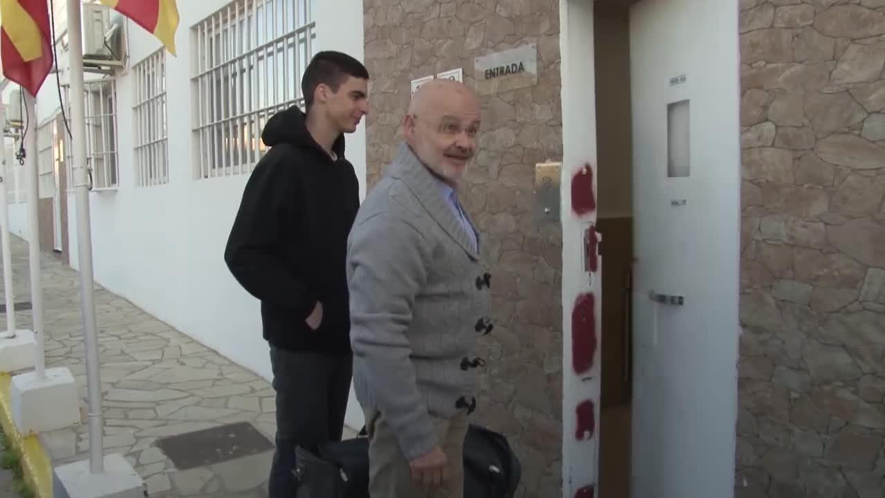 El exconseller José Juan Cardona regresa a prisión tras finalizar su primer permiso