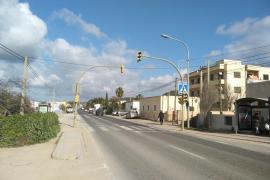 Trece de las quince muertes de tráfico en las Pitiusas en 2018 eran motoristas o peatones atropellados