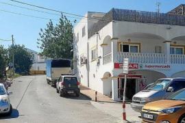 La Guardia Civil investiga el robo perpetrado en un supermercado de Sant Rafel la última noche del año