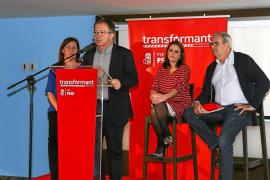 El PSOE mantendrá a sus candidatos en Vila, Sant Josep y el Consell Insular