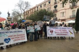 CSIF recurre el decreto del catalán en sanidad por discriminar el acceso a un empleo público