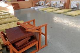 Vila habilita 20 camas en la antigua sa Bodega para los 'sin techo' por la ola de frío