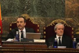 Marchena quiere juzgar a los nueve presos del 'procés' antes de febrero