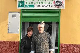 José Corral y Antonia Nadal, del bar Pedro Nadal