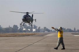 Muere decapitado por un helicóptero un trabajador de un aeropuerto de Florida