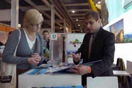 Formentera promociona su oferta en la feria turística de Utrecht