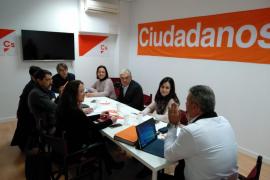 Ciudadanos espera obtener representación en todos los municipios de Ibiza