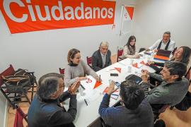Ciudadanos espera obtener representación en todos los municipios de la isla de Ibiza