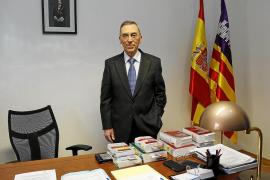 """Antoni Monserrat: """"Un juez que no tenga ideas políticas a mí me parece que es un memo"""""""