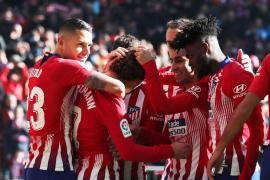 El Atlético de Madrid insiste en la Liga