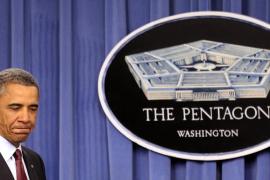 Obama dice que Estados Unidos «pasa la página de una década de guerras»