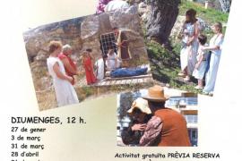 Vuelven las visitas teatralizadas a Puig des Molins