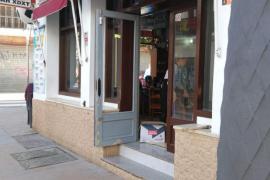 Detenido en Sant Antoni tras protagonizar diversos incidentes y resistirse a los agentes