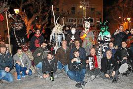 Sant Antoni en Manacor: Fiestas en Son Macià