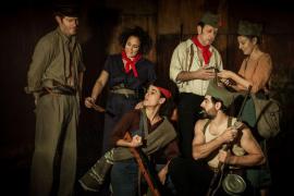 Iguana Teatre regresa al Teatre Principal de Palma con la obra de teatro 'Mar de fons'
