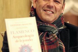 «El flamenco contiene la memoria clandestina de Andalucía y refleja la lucha del débil contra el poderoso»
