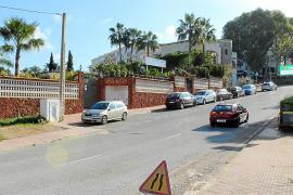Santa Eulària iniciará las obras para renovar la red de agua del Puig d'en Fita