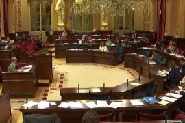 La Ley de capitalidad de Vila pasa el trámite de toma en consideración en el Parlament