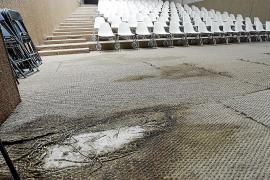 Adjudicadas las obras del Conservatorio de Ibiza, que podrían empezar «a finales de febrero o marzo»