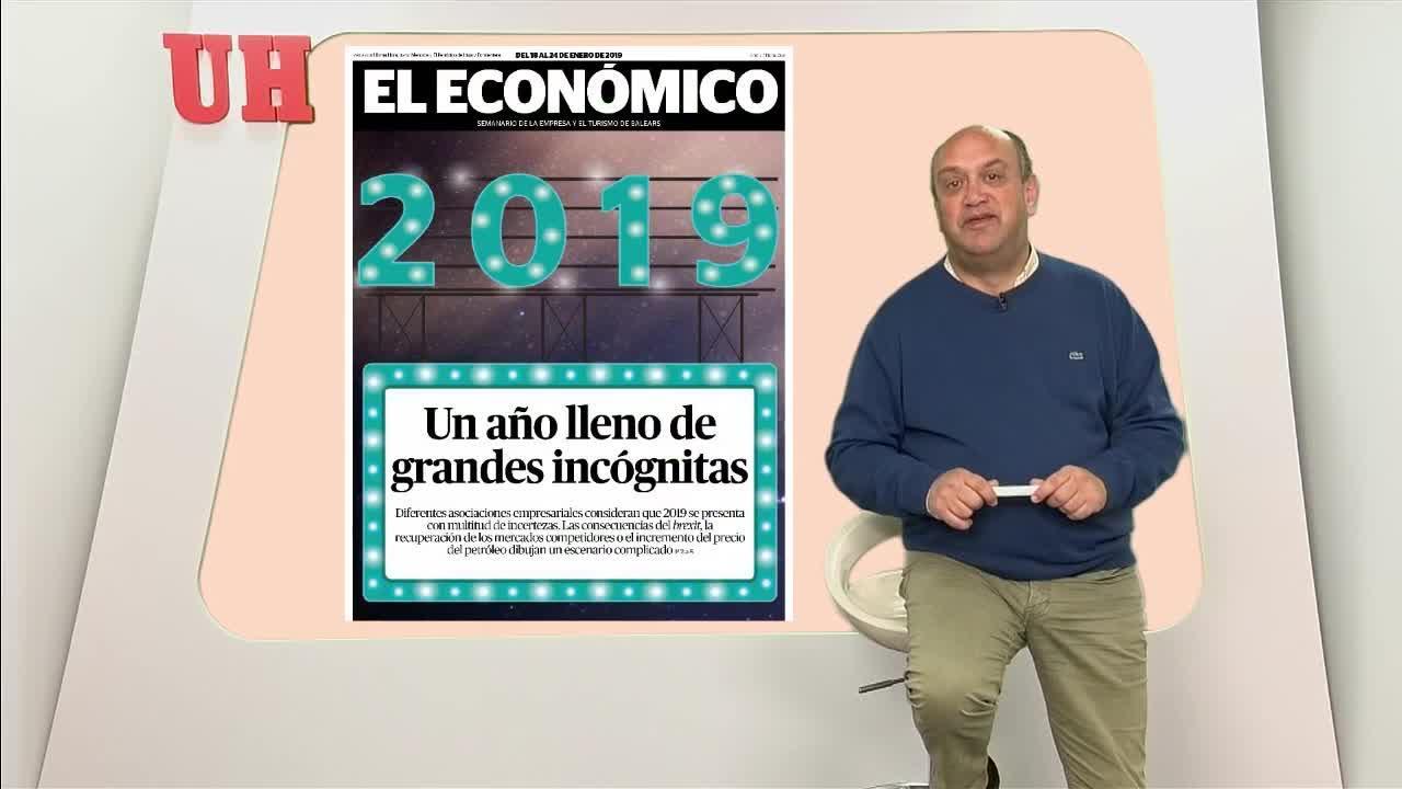 2019: un año de incertidumbres para la economía de Balears