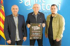 Sant Antoni rinde este domingo un homenaje al disco de toda la vida