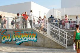 El colegio Sa Joveria de Vila lleva desde septiembre sin conserje