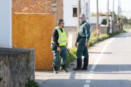 La Guardia Civil intensifica las inspecciones en torrentes, pozos y balsas de Sant Antoni