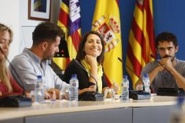 Aída Alcaraz no irá en la lista de Simón Planells en las próximas elecciones