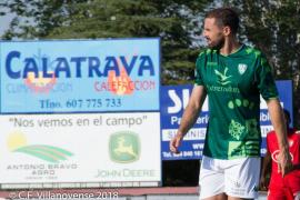 Esteban Muñoz deja el Villanovense y apunta a Grecia